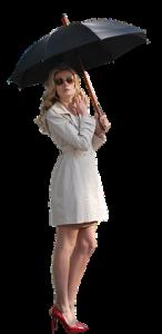 Parapluie pour adolescentes
