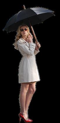Un choix inévitable en matière de parapluie pour adolescentes