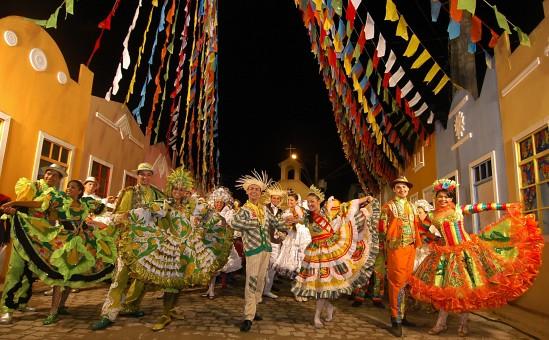 Effectuer un séjour au Brésil pour assister à des fêtes remarquables