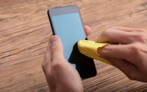 nettoyer smartphone